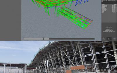 Vinci / Astaldi Control de proyectos Estructural Proyecto AMB Terminal 2 B1